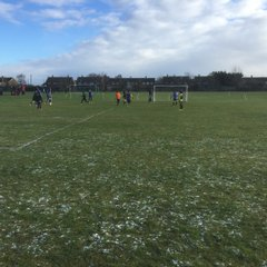 U11s Winter Training (Jan-15)