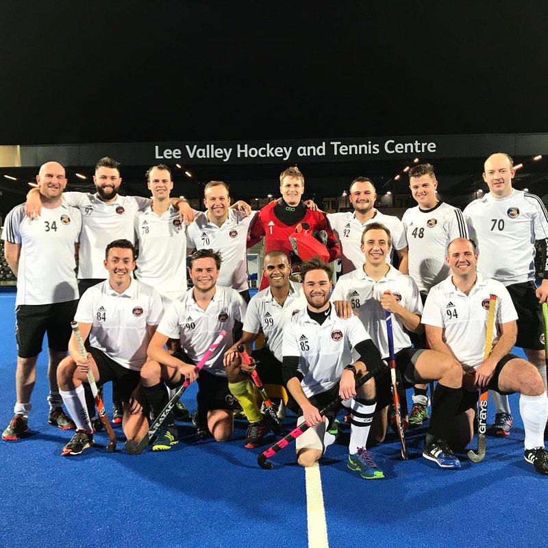 Men's 4th XI beat Southgate Men's 5s 2 - 3