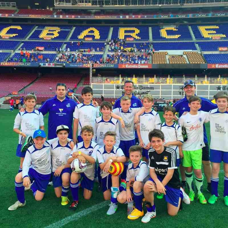 Barcelona Tournament - June 2015