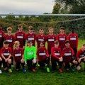FC Premier v Wyrley Juniors Dragons
