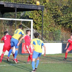 Coleshill Town 3/11/18