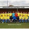 Berkhamsted FC (The Comrades) vs. Barnet