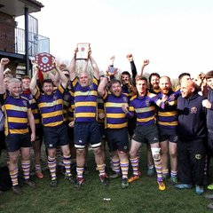 Harvey's Sussex Shield  (Final ) ....... plus Presentation   Sussex 1 League and cup double       Uckfield  RFC 1s  20   v  Burgess Hill RFC  8       Saturday 13th April 2019