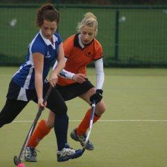Ladies 1st XI v Harrogate 4th XI, March 22, 2014