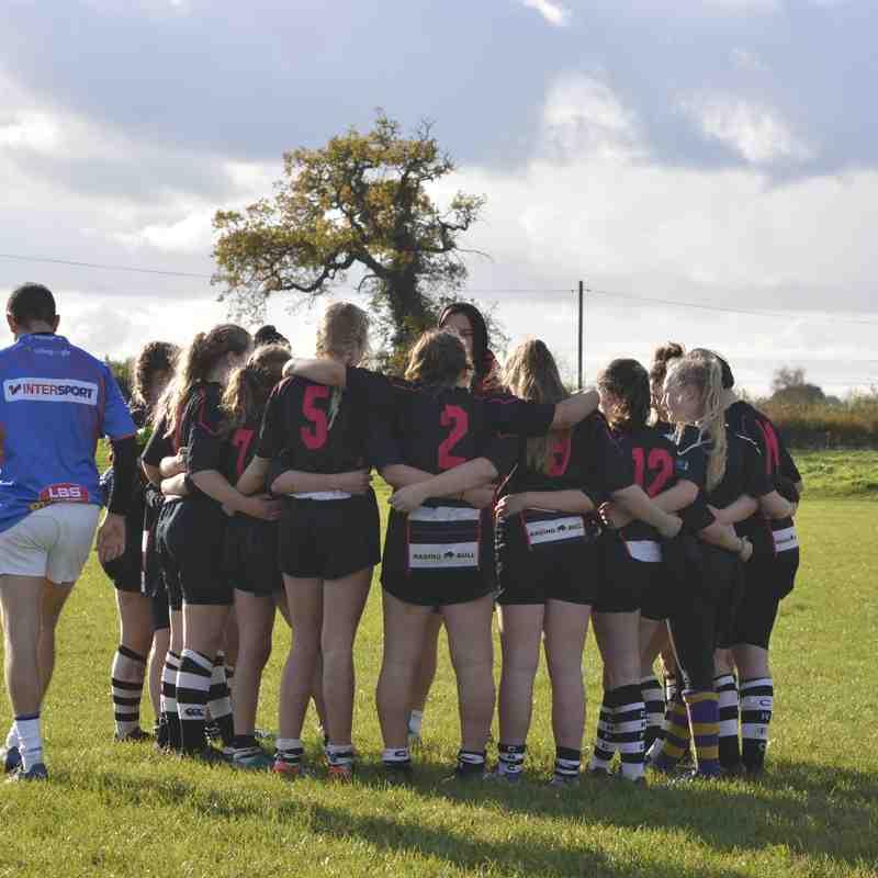 U15 Girls Chippenham v BOA 051117