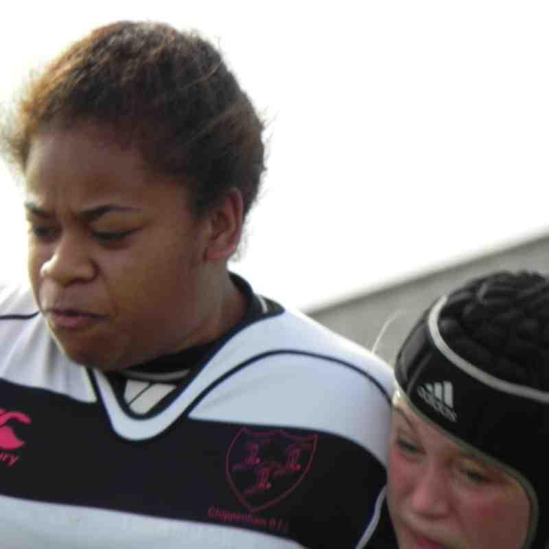 U15 Girls Chippenham v Kingswood 07.10.18