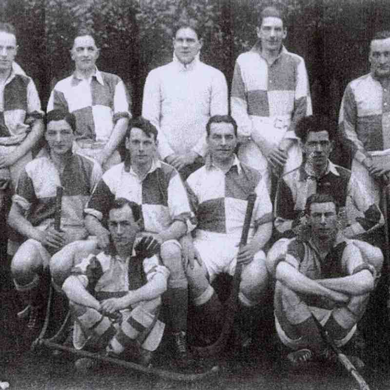 1926/27 Thirsk Hockey ClubBack Row: G Brown, I. A. Sleightholme, H Bulmer, C Pearson, M ListerCentre Row: E. R. Jackson, L Ryder, H Greenwood, P CampbellFront Row: F. S. Constable, H Walker