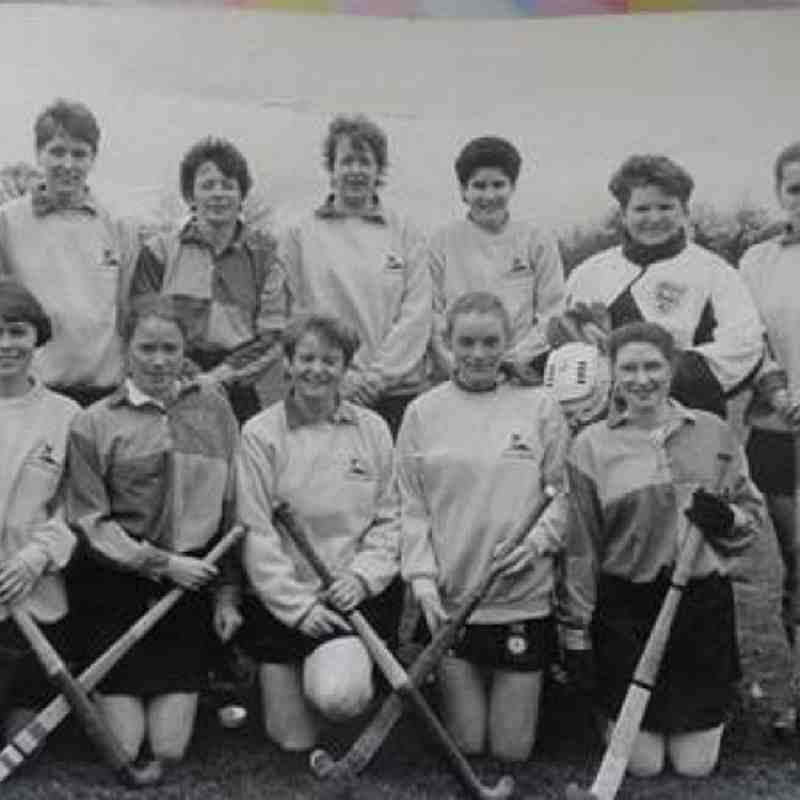 A ladies team from 1990.