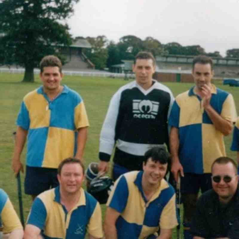 START OF SEASON TOURNAMENT 7 A SIDE TEAM 199?