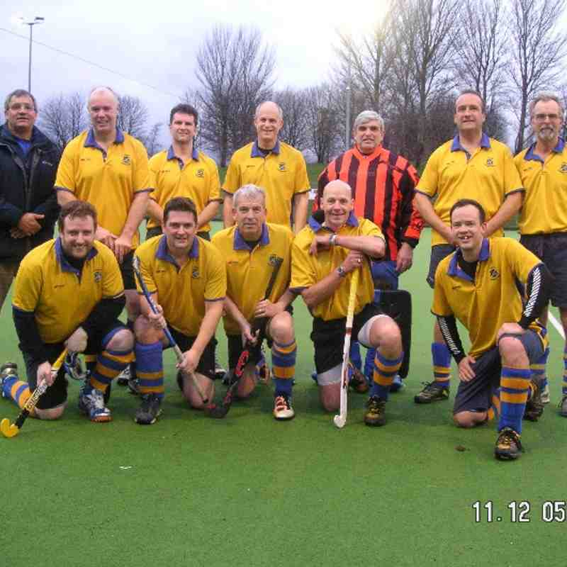 VETERANS TEAM 2009