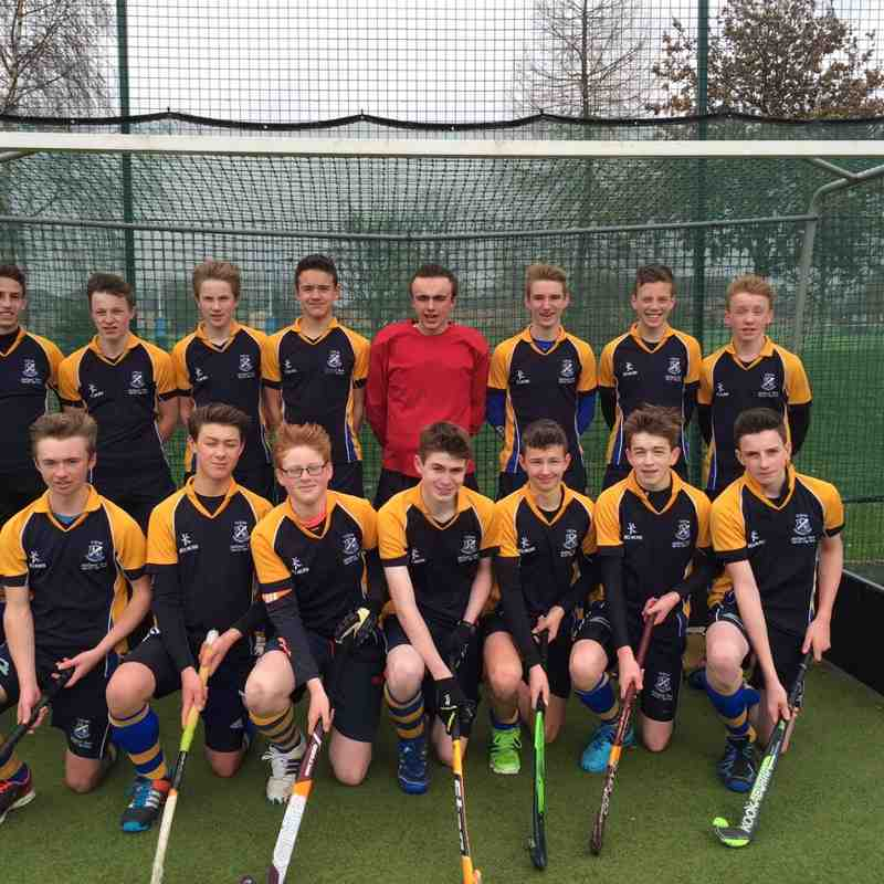 U16 Boys Nov 2015.
