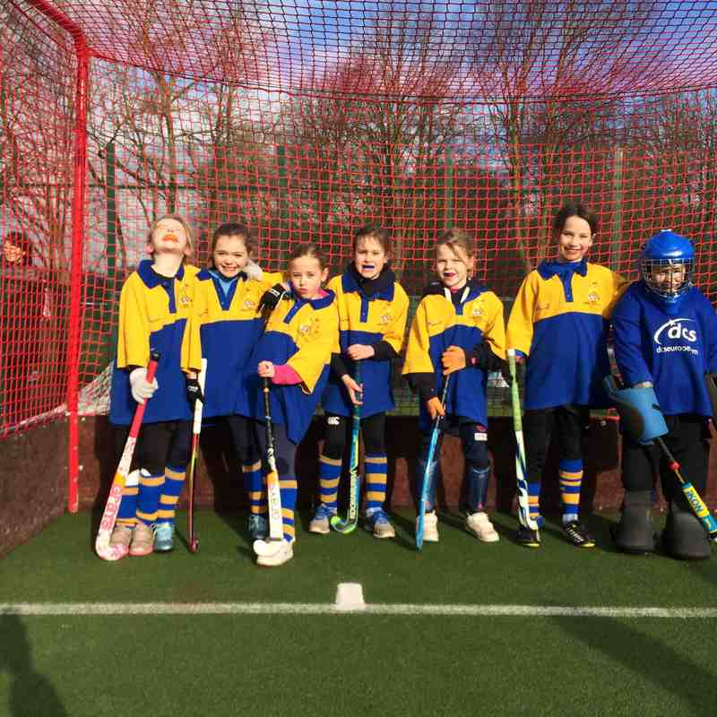 U10 Girls Dolphin team 2016.