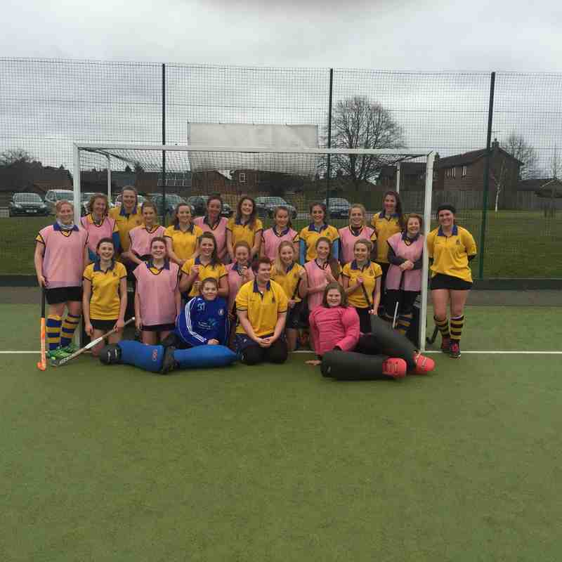 Ladies end of season 2015/16
