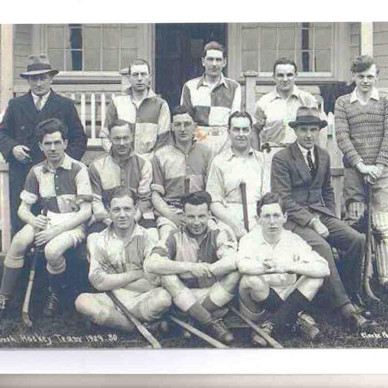 1929 1930 team.