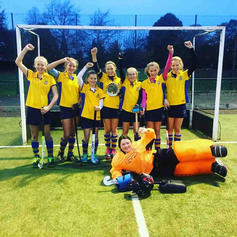 U12 Girls A team Nov 2016