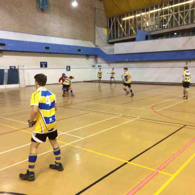 U16  boys indoor, EHB cup.