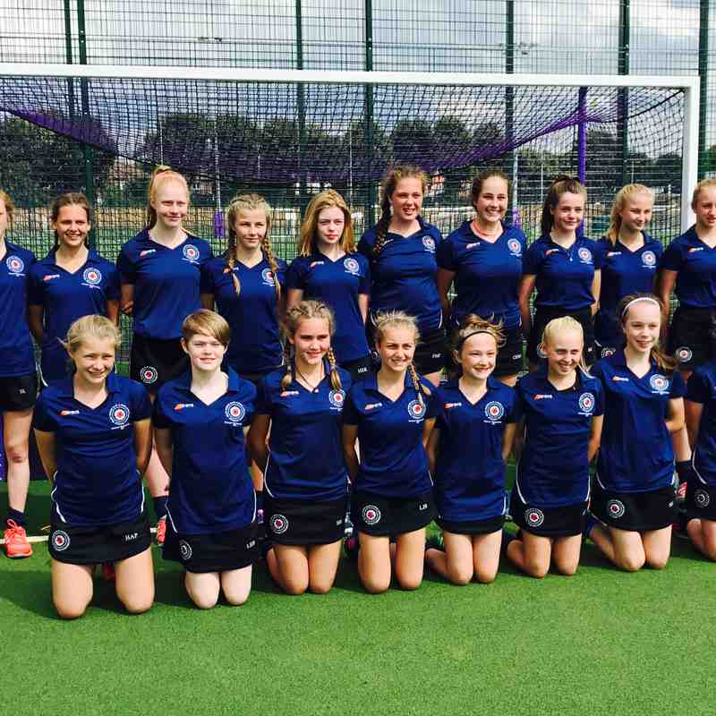 U13 Girls National Regional Championship 2017