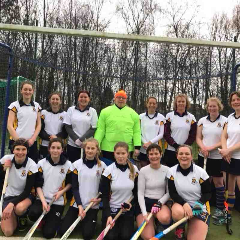 Ladies 4th Team Jan 2018