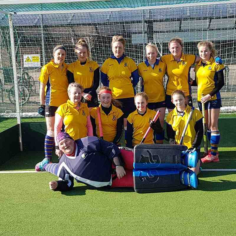 Ladies 2nds Feb 2018