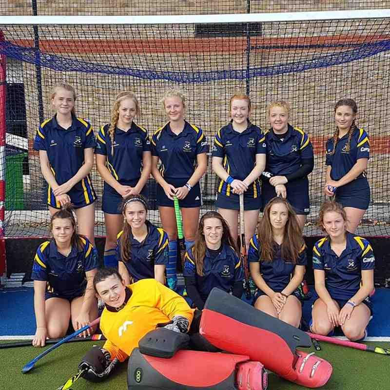 U16 A team 2018