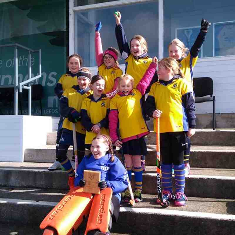 U10 Girls March 2019
