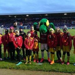 FFA Escola Reds U10's 2018/19