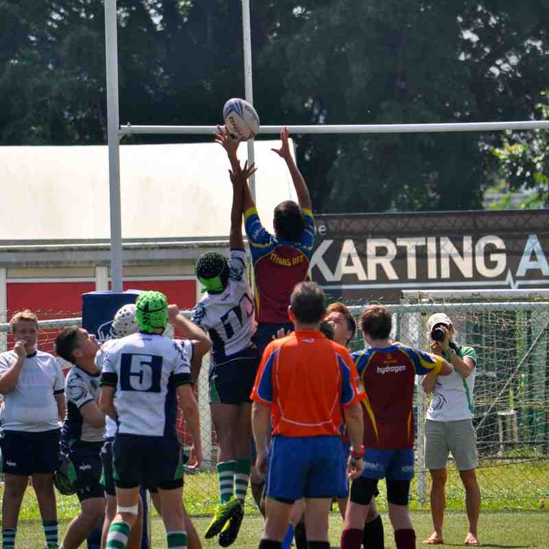 U13 Centaurs Tournament 2016