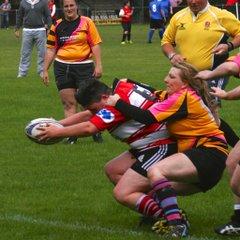 Warley Women vs. Tewkesbury (21st September 2014)