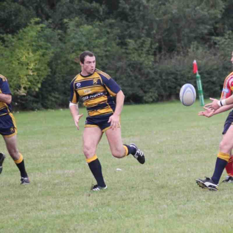 1sts v Peterborough (3rd Sept 2011)