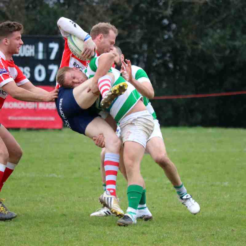 Folkestone 1st XV lose to Crowborough 7-40 by Lisa Godden