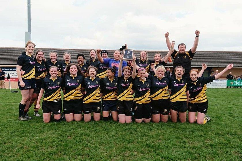 Didsbury Toc H Ladies lose to Birkenhead Park Ladies 26 - 27