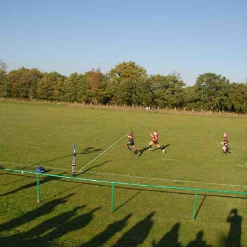 15 Oct 2011 vs Harbury