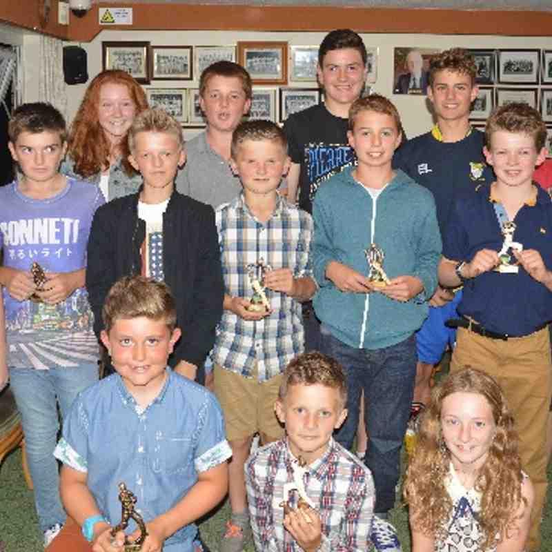 Junior Teams Presentation Evening