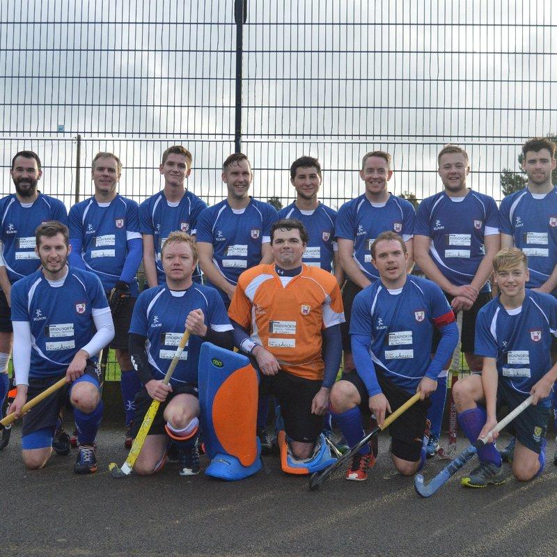 1st Team lose to Stratford 1 5 - 1