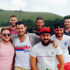 Suttoners Friendly XI vs Cerne Abbas 2014