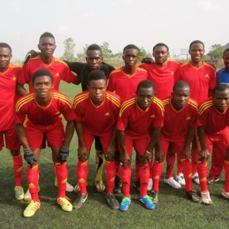 10 men L & M came from 1 goal down to draw 1:1 with Diamond FC away from home