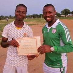 L & M Award Winning players in Calabar