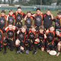 Under 16's beat Hemsworth Dragons  16 - 4