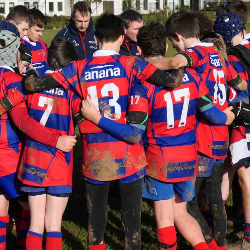 2019-01-27 Old Bristolians v NBRFC u14