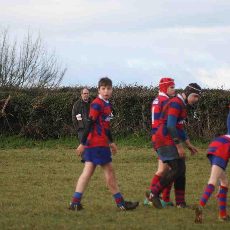 Dursley RFC v NBRFC u14