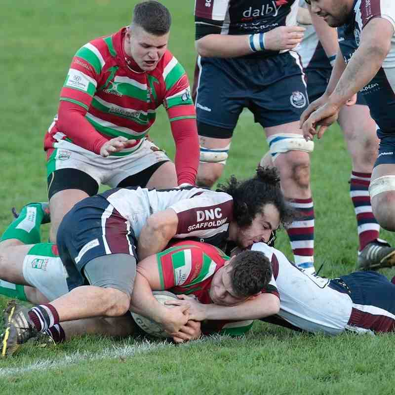 Keighley Vs Scarbrough 5th Oct 2016