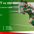 Old Rishworthians 17  Keighley 19