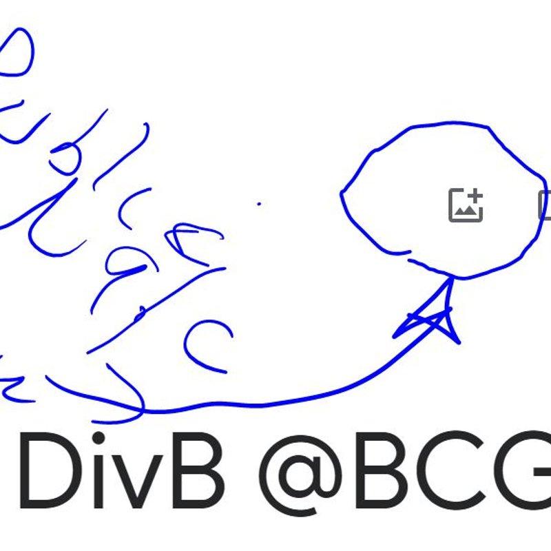 (DivB) Siam cc @BCG (H)