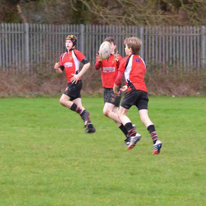2015/16 Jan 24 Ellesmere Port Cup Game