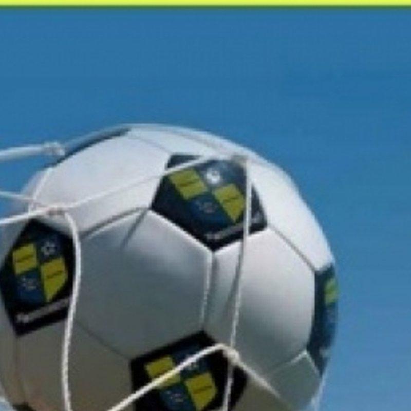 Under 10s Dynamos lose to Downley (B) 1 - 2