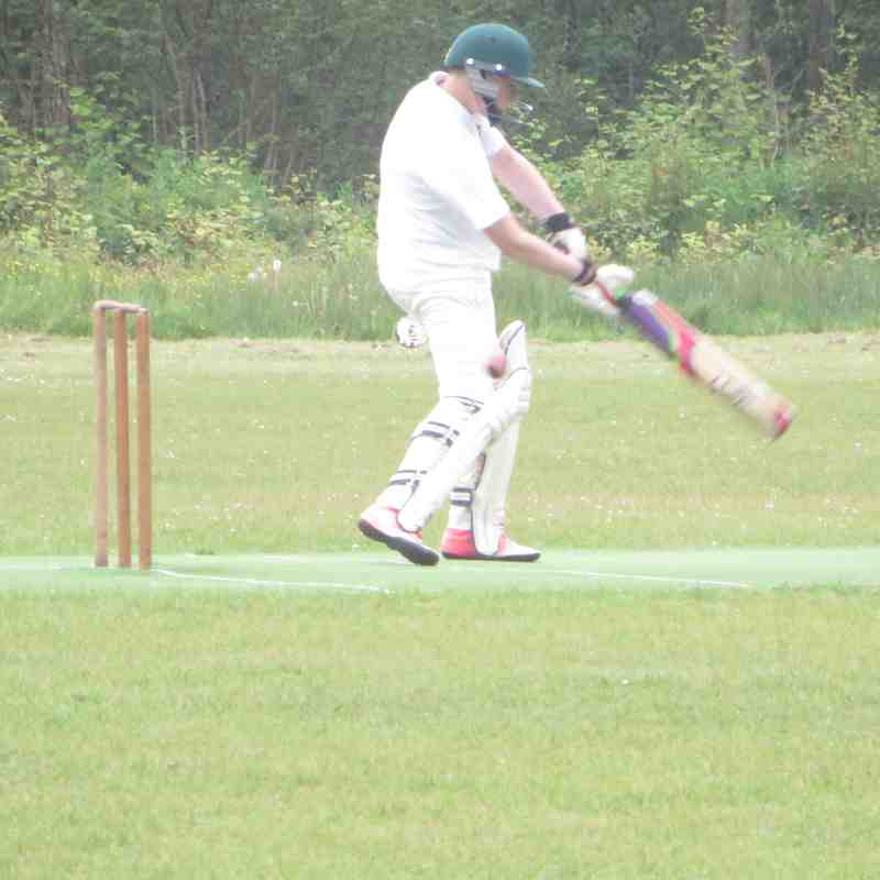 Dunvant CC Vs Kidwelly 2nds 18th May 2019