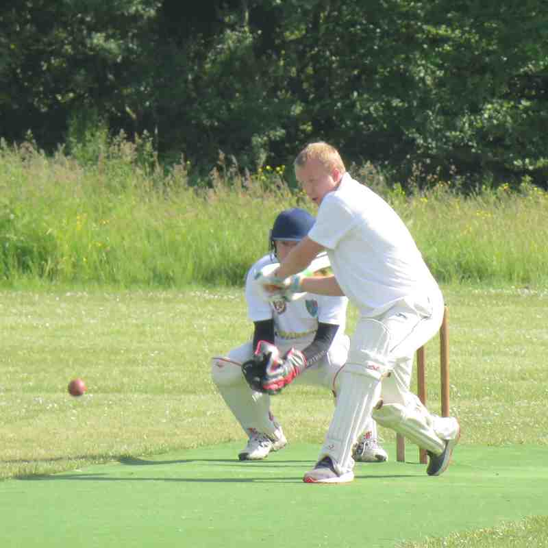 Dunant CC Vs Ynystawe CC 15th June 2019