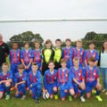 Purley Jubilee FC Under 15's beat Theale Tigers 5 - 0