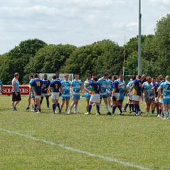 Cup Final v Southend Spartans   2015