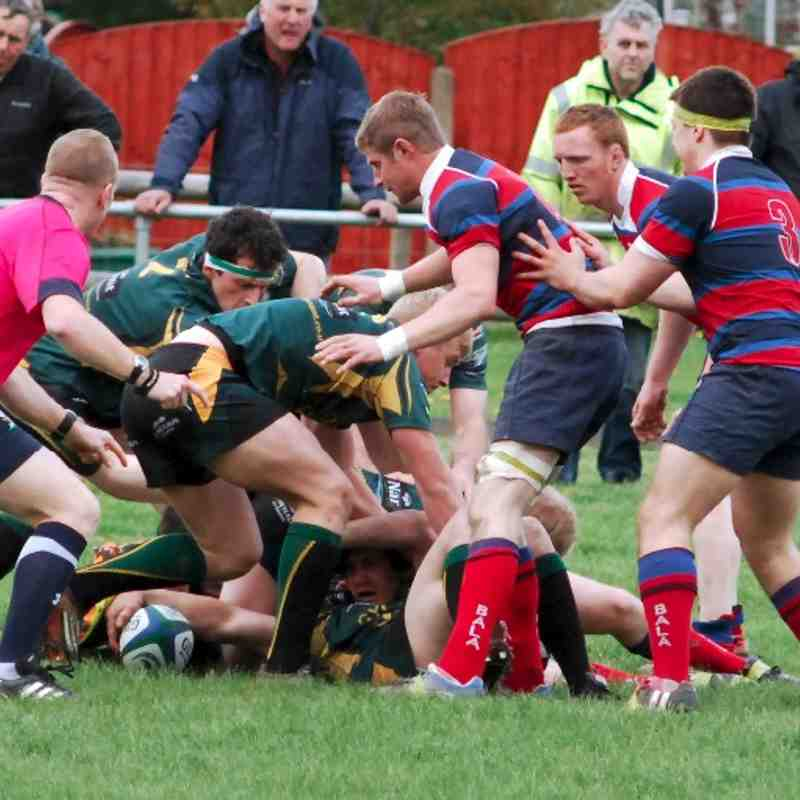 Bala v Nant Conwy April 26th 2014 (Photos courtesy of Trevor Edwards)